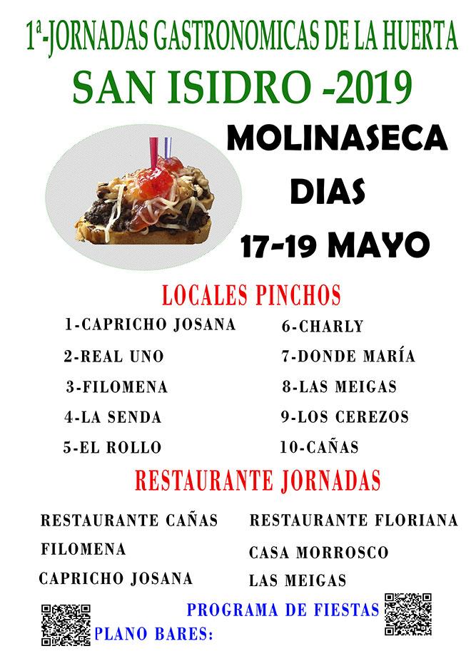 Fiestas en honor a San Isidro en Molinaseca 4