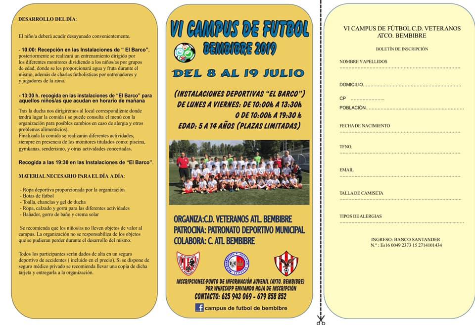 Campamentos y campus de verano 2019 en Ponferrada y el Bierzo 15