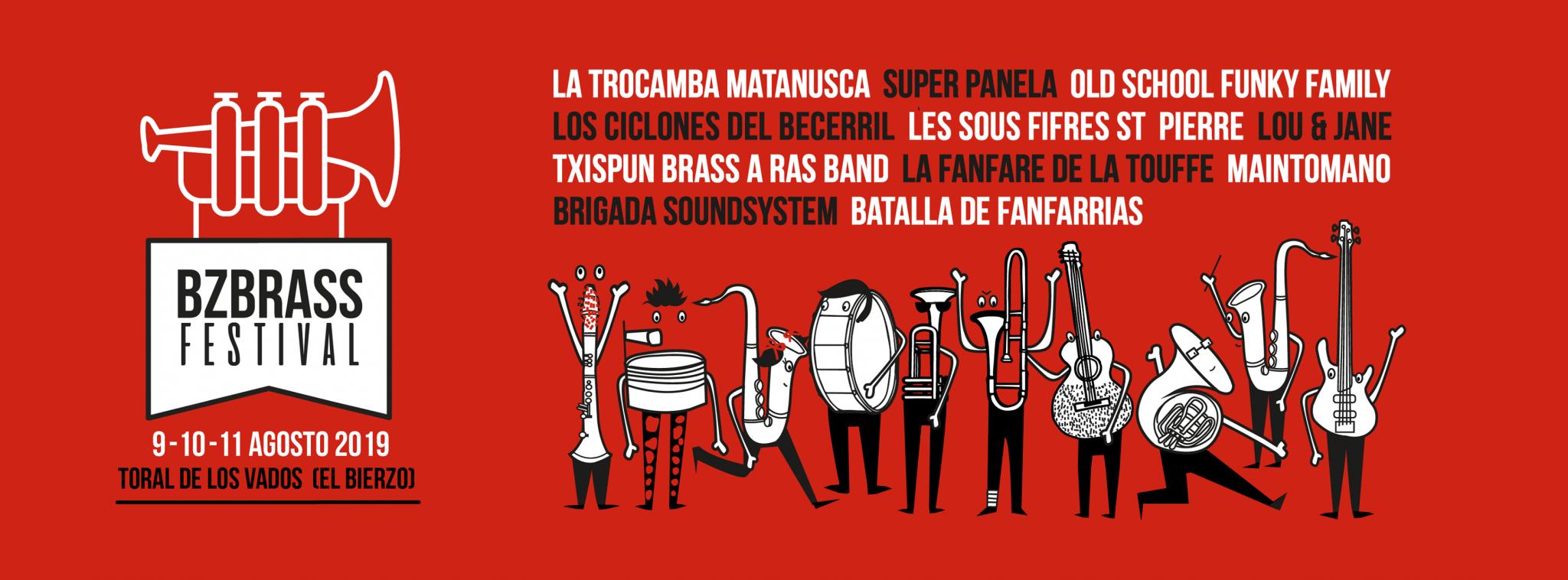 EL Festival BZBrass volverá en agosto a Toral de los Vados 3