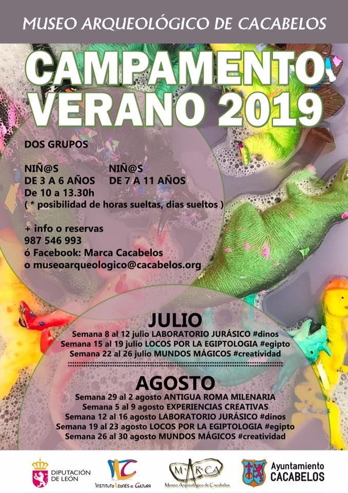 Campamentos y campus de verano 2019 en Ponferrada y el Bierzo 19
