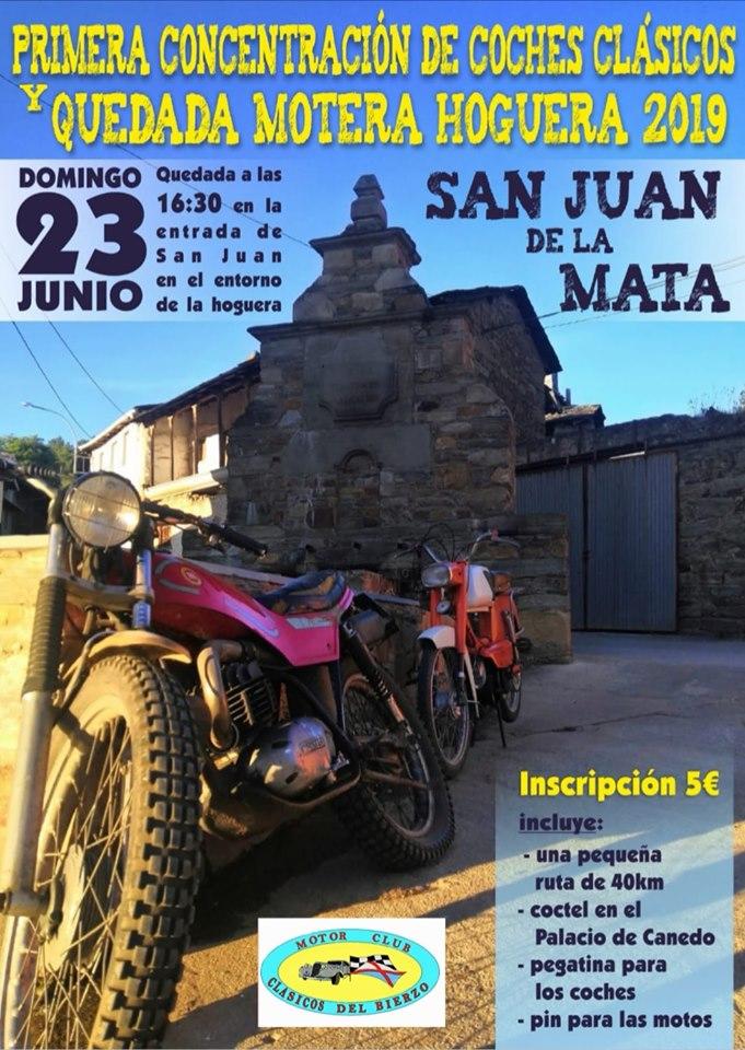 Hogueras de San Juan en el Bierzo 2019 3