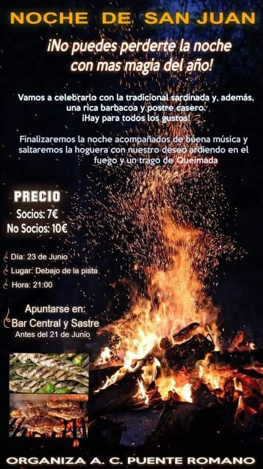 Hogueras de San Juan en el Bierzo 2019 4