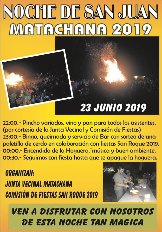 Hogueras de San Juan en el Bierzo 2019 6