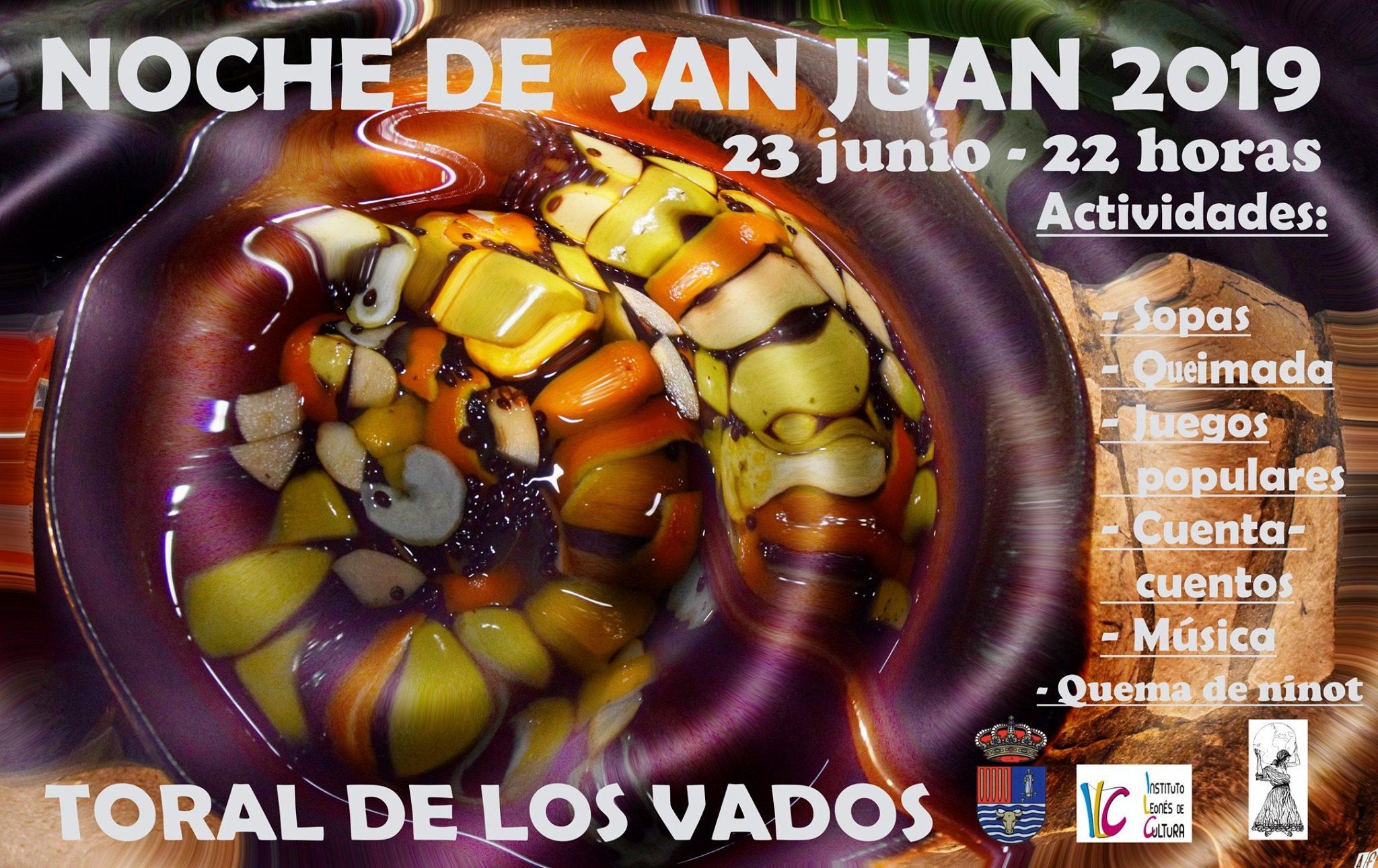 Hogueras de San Juan en el Bierzo 2019 10