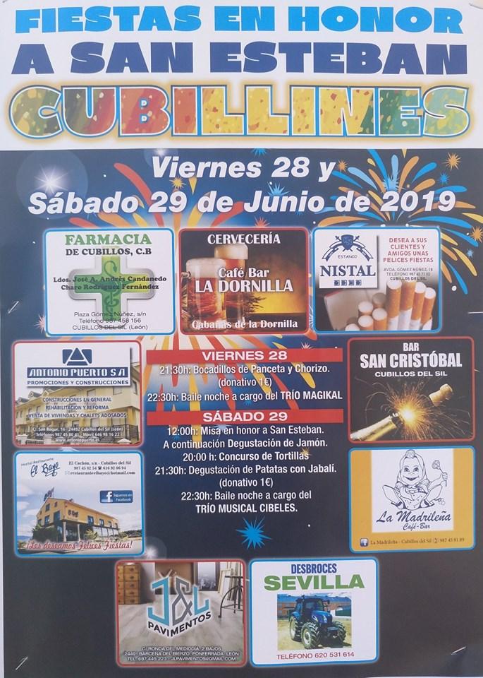 Planes de ocio para el fin de semana en El Bierzo. 28 al 30 de junio 2019 4