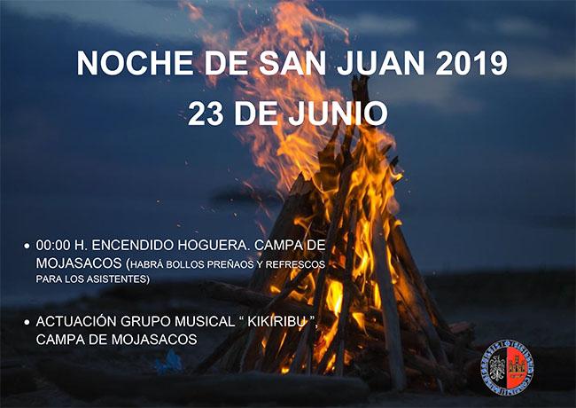 Hogueras de San Juan en el Bierzo 2019 11