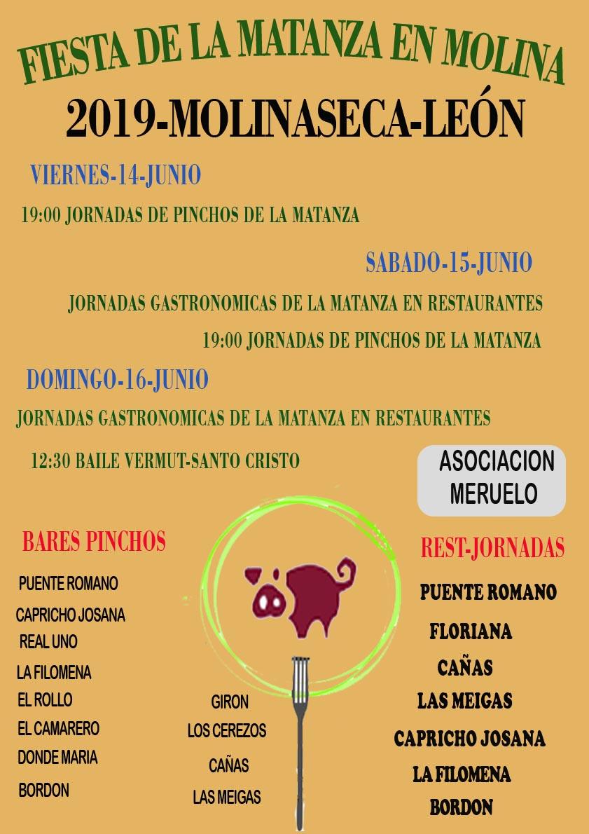 Planes de ocio para el fin de semana en El Bierzo. 14 al 16 de junio 2019 4