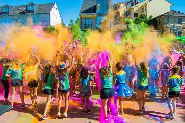 Toreno organiza la Gymkana de color más divertida del verano 8