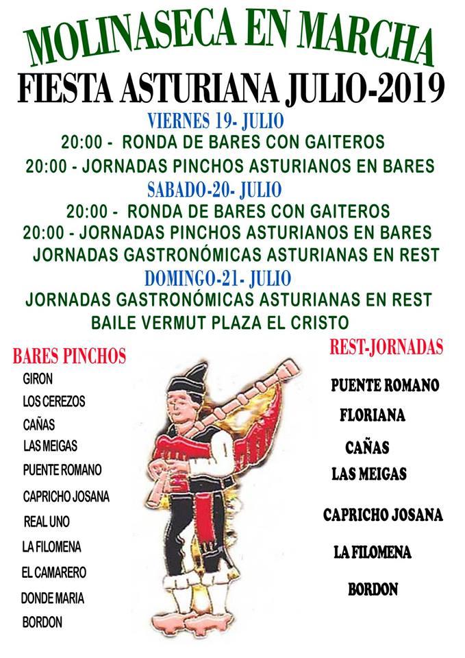 La Asociación El Meruelo organiza en Molinaseca unas jornadas asturianas para el fin de semana 2
