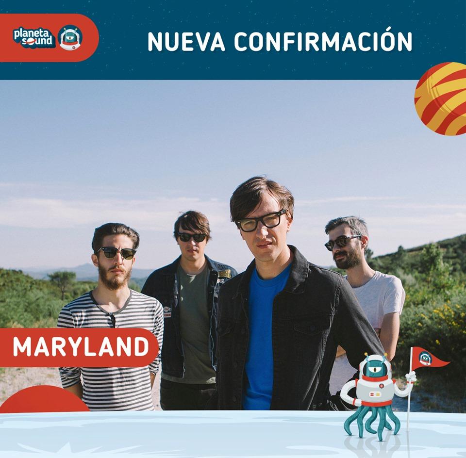Super Ratones cancelan su gira en España y la banda Maryland coge el testigo del Planeta Sound 2