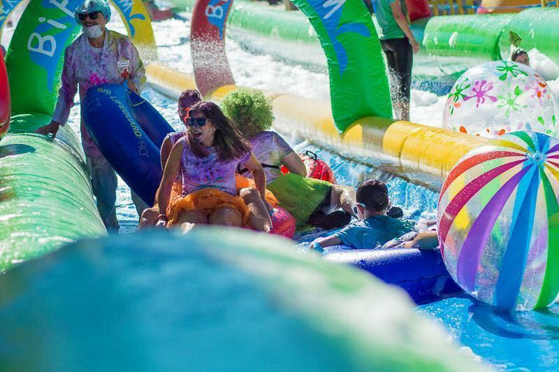 Toreno organiza la Gymkana de color más divertida del verano 6