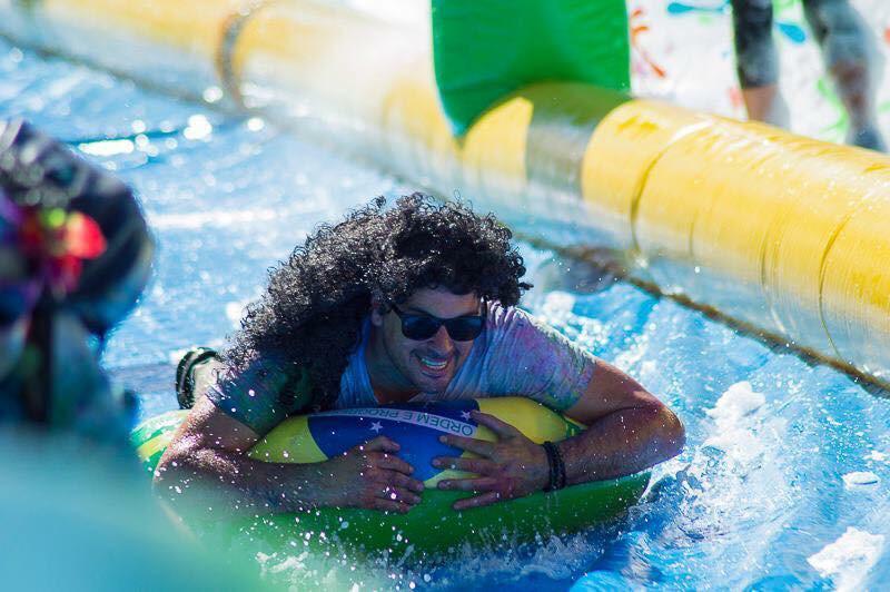 Toreno organiza la Gymkana de color más divertida del verano 5