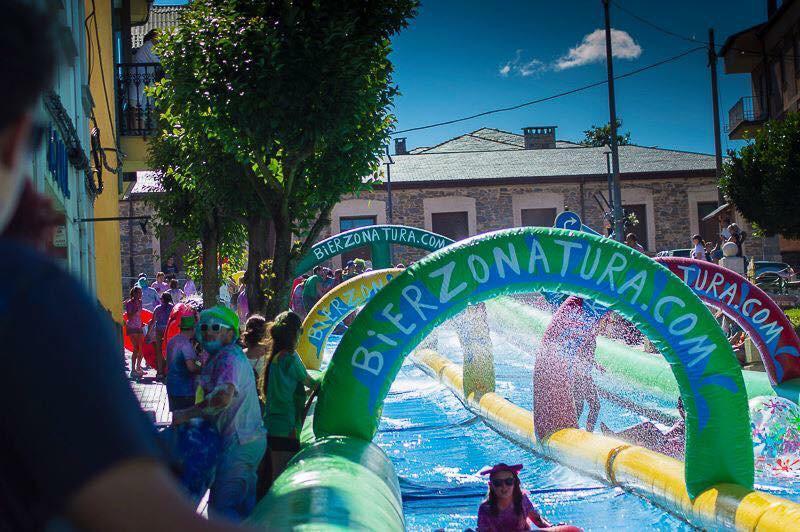 Toreno organiza la Gymkana de color más divertida del verano 2