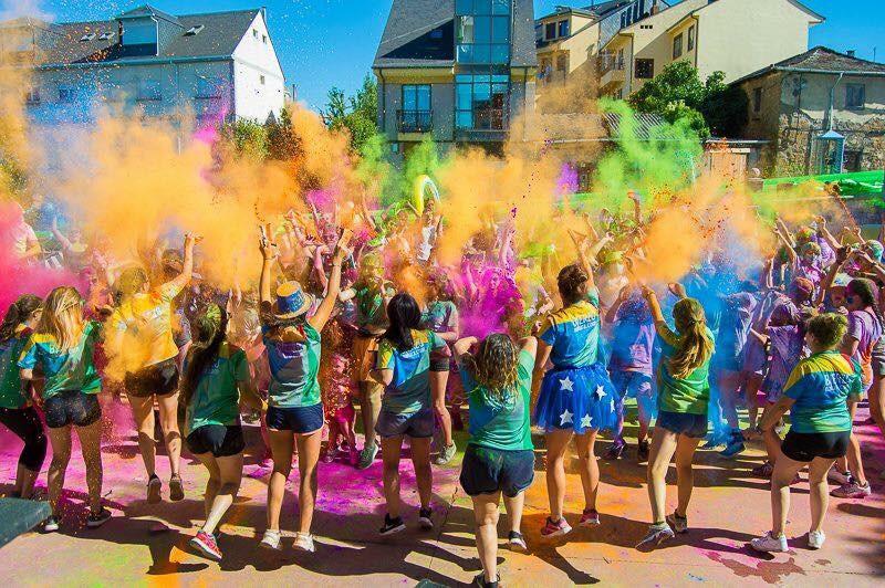 Toreno organiza la Gymkana de color más divertida del verano 7
