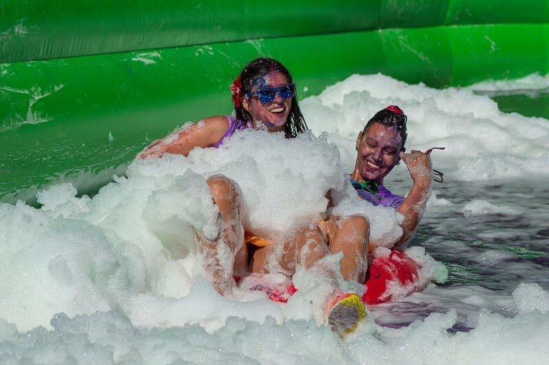Toreno organiza la Gymkana de color más divertida del verano 9