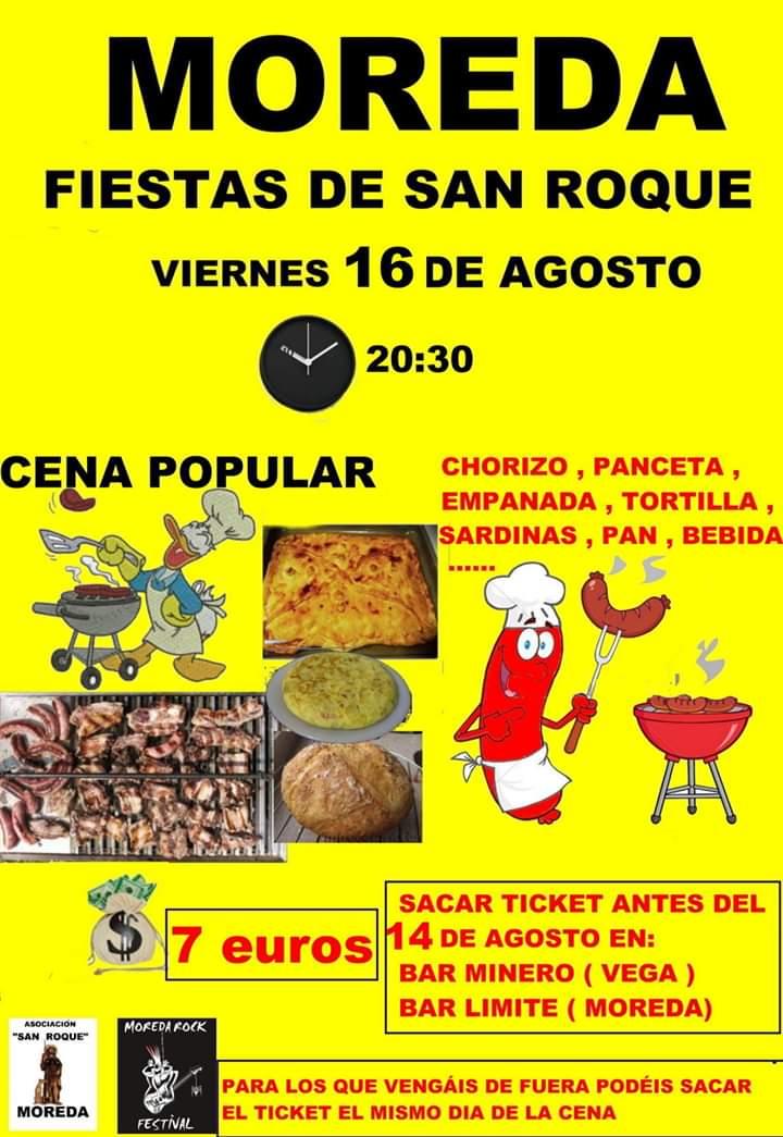 Moreda celebra el XV Festival de Rock 4