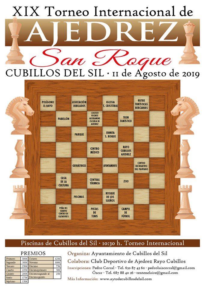 Fiestas de San Roque en Cubillos del Sil. 11 al 16 de agosto. 3
