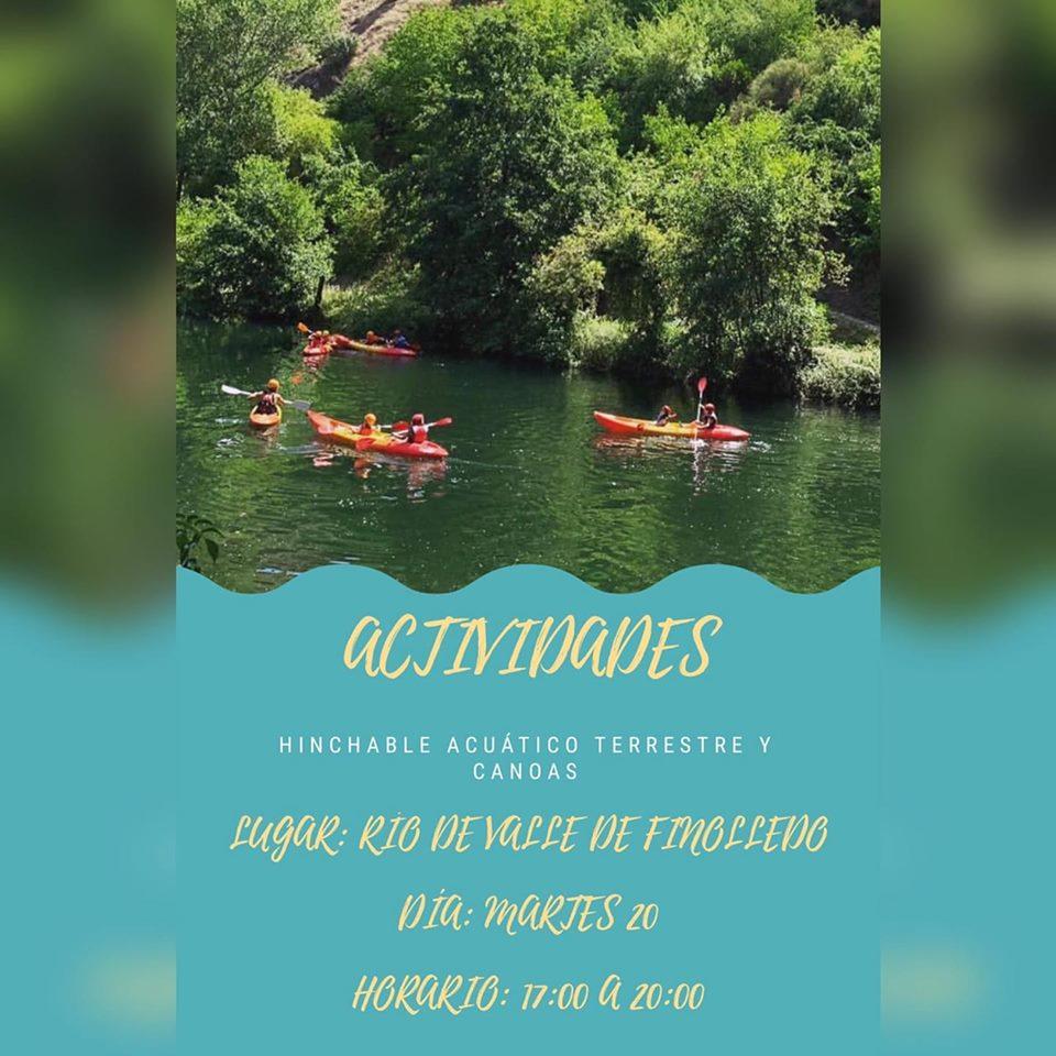 Grandes Fiestas en el Valle de Finolledo. 20 al 25 de agosto 4