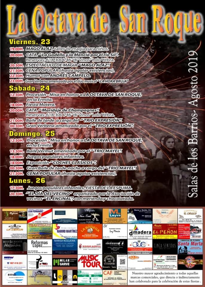 Planes de ocio para el fin de semana en El Bierzo. 23 al 25 de agosto 2019 11