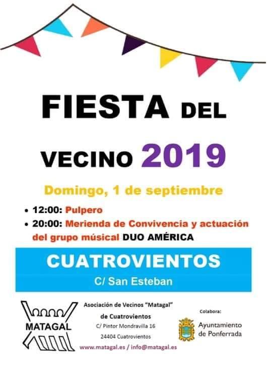 Planes de ocio para el fin de semana en el Bierzo. 30 de agosto al 1 de septiembre 2019 21