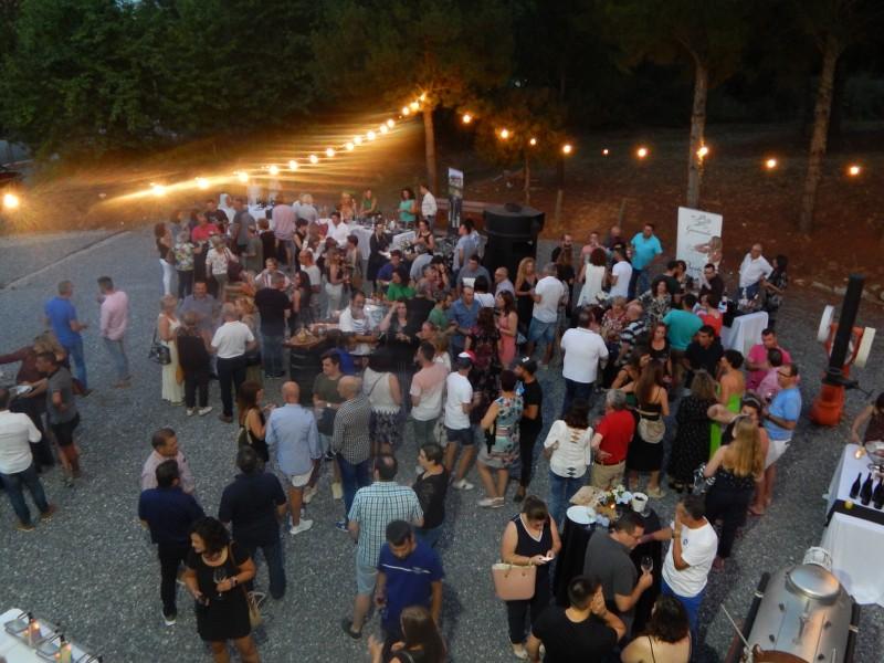 La Noche del Vino en Camponaraya volvió a conquistar 2