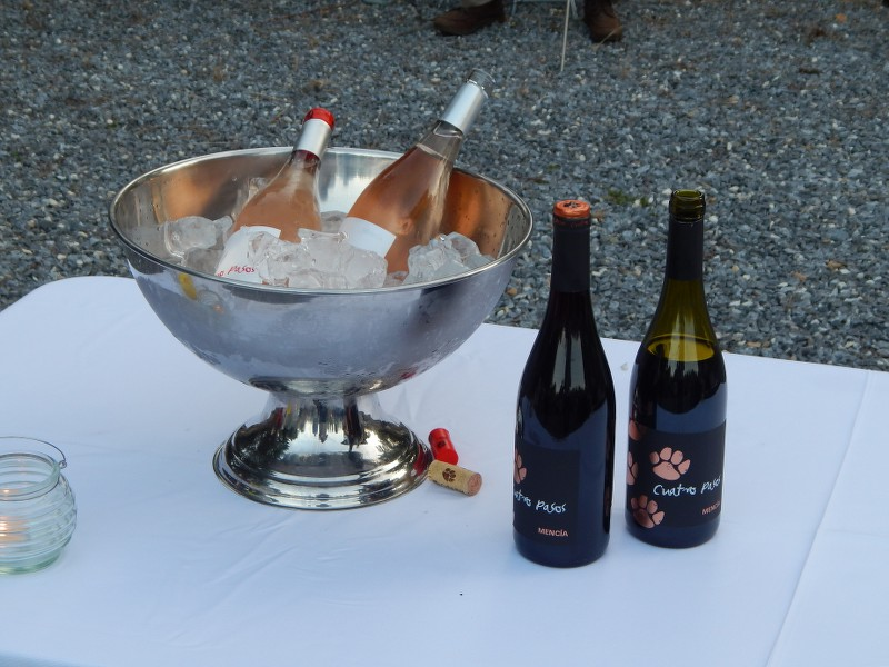 La Noche del Vino en Camponaraya volvió a conquistar 9