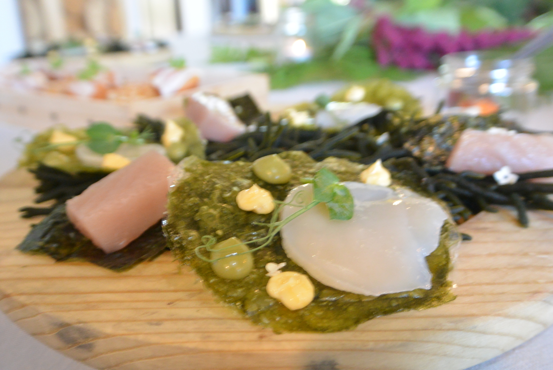 La Moncloa de San Lázaro añade a su oferta un menú estrella diseñado por el Restaurante Pablo de León 10