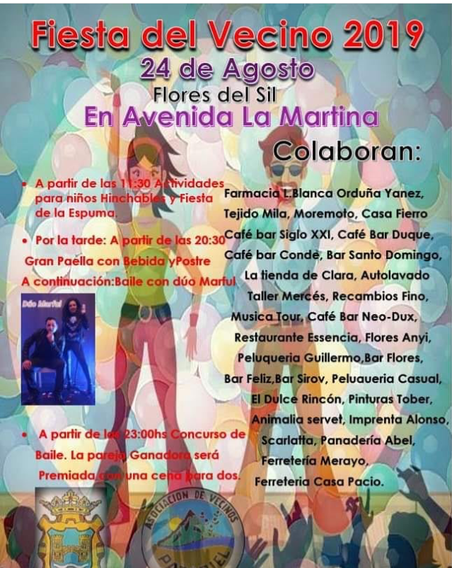 Planes de ocio para el fin de semana en El Bierzo. 23 al 25 de agosto 2019 19