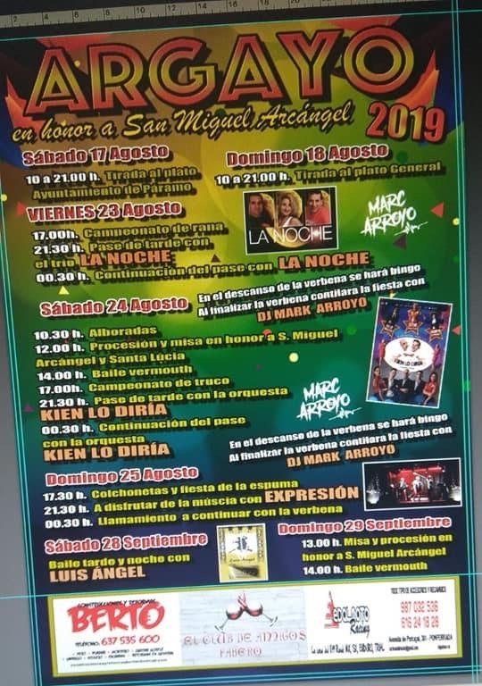 Planes de ocio para el fin de semana en El Bierzo. 23 al 25 de agosto 2019 4