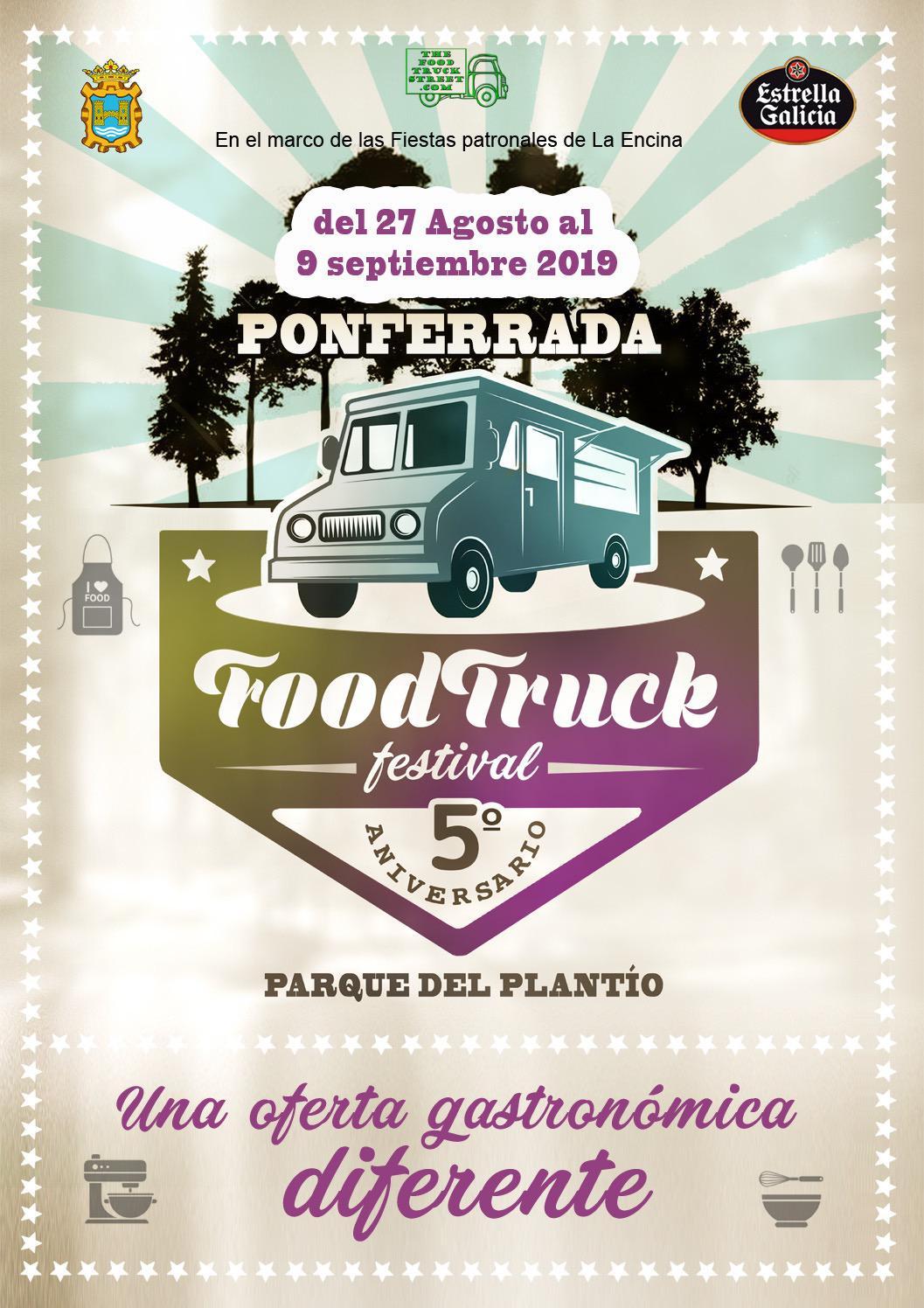 El Festival de Food Trucks Encina 2019 durará dos semanas 2