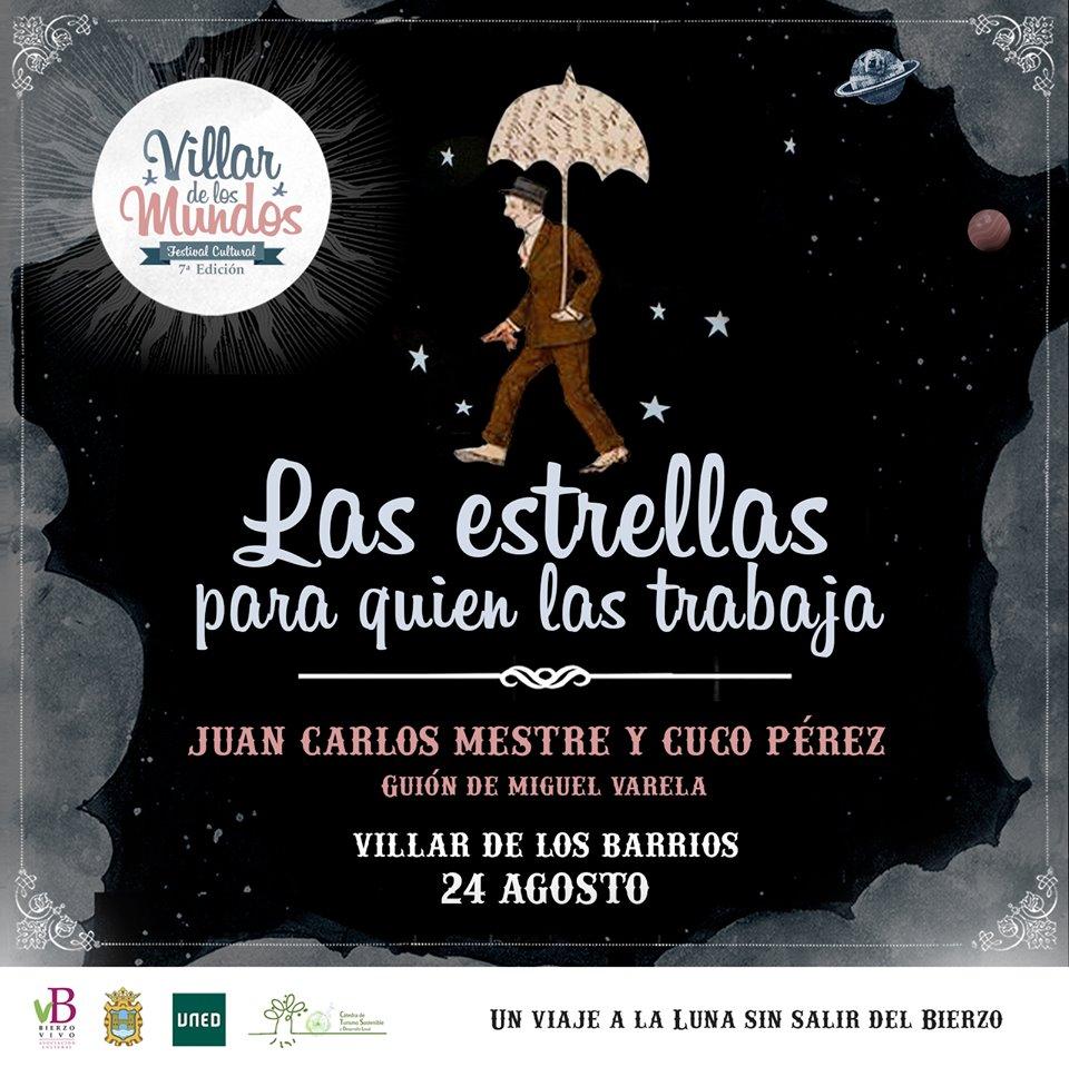 El Festival Villar de los Mundos llega a su 7ª Edición. programa de actividades 6