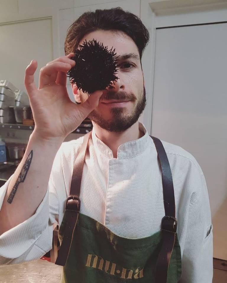 La creatividad 'bulle' en la cocina del Restaurante MU-NA 2