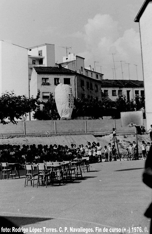 El día que el Colegio Navaliegos esquivó la tragedia 4