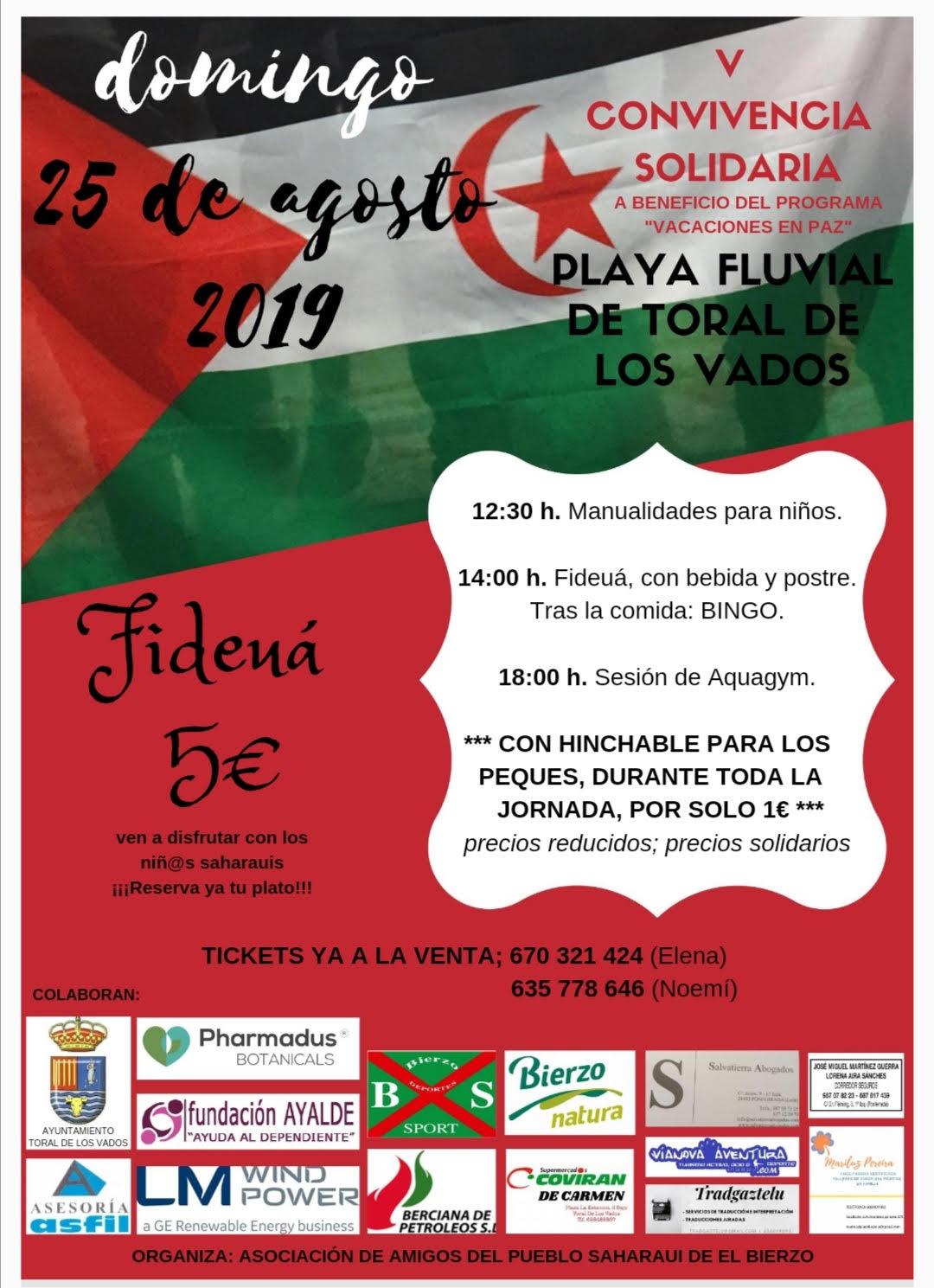 Planes de ocio para el fin de semana en El Bierzo. 23 al 25 de agosto 2019 26