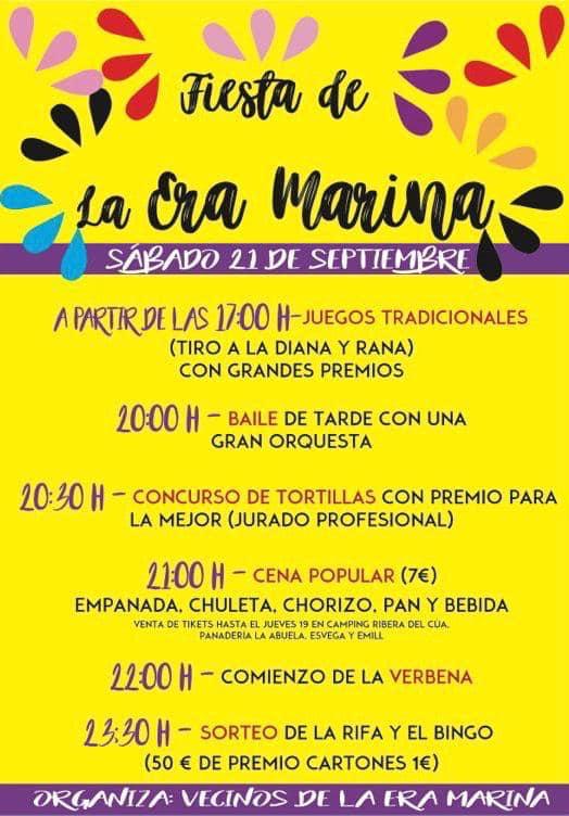 Planes de ocio en El Bierzo para el fin de semana. 20 al 22 de septiembre 2019 2