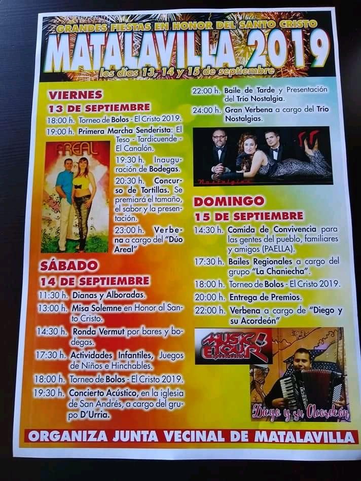 Planes para el fin de semana en el Bierzo. 13 al 15 de septiembre 2019 7