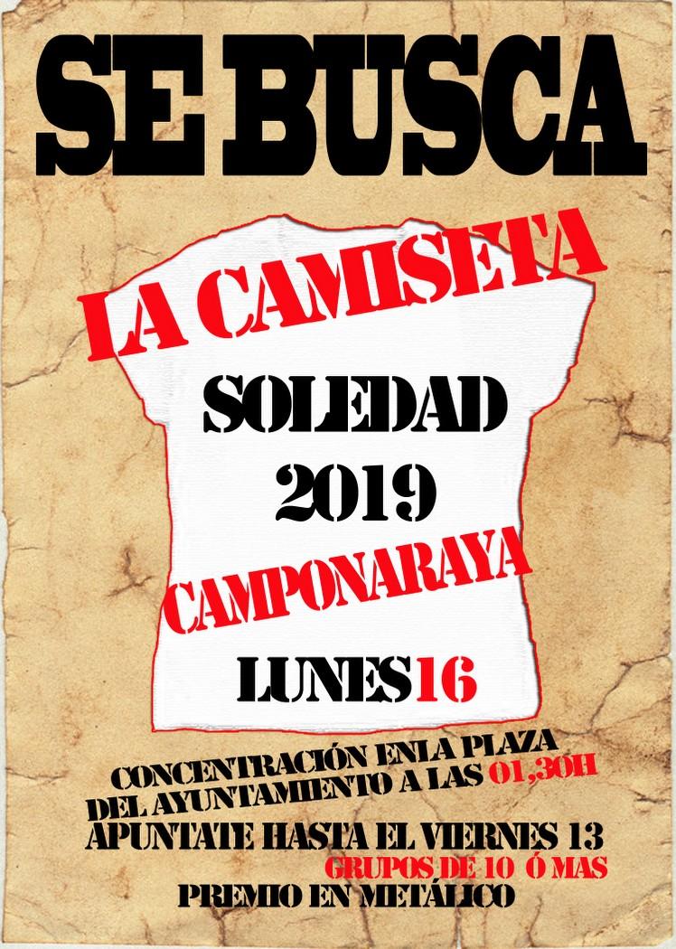 Fiestas de La Soledad 2019 en Camponaraya | Programa de actividades 4