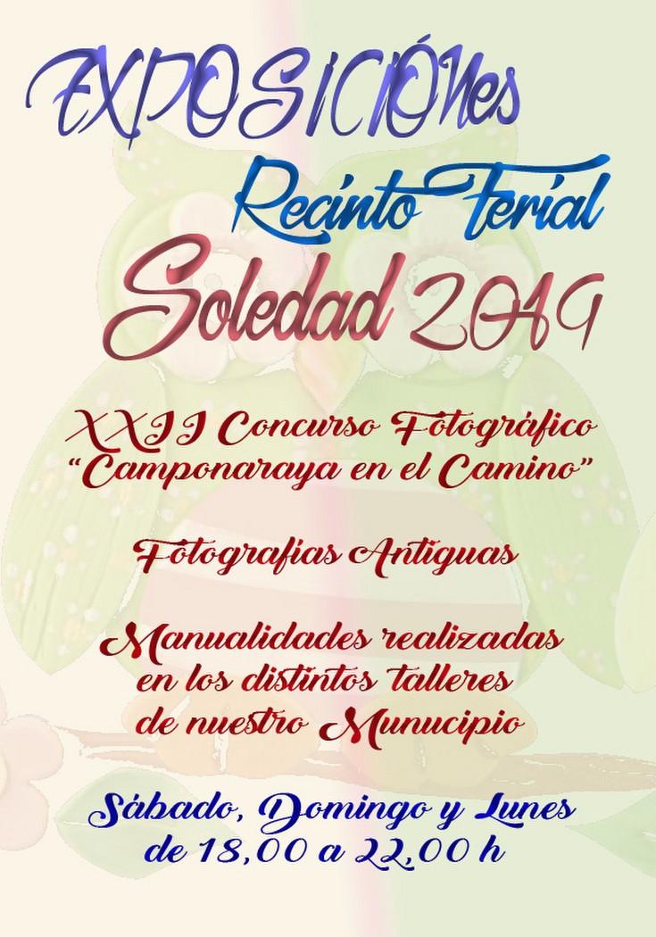 Fiestas de La Soledad 2019 en Camponaraya | Programa de actividades 8