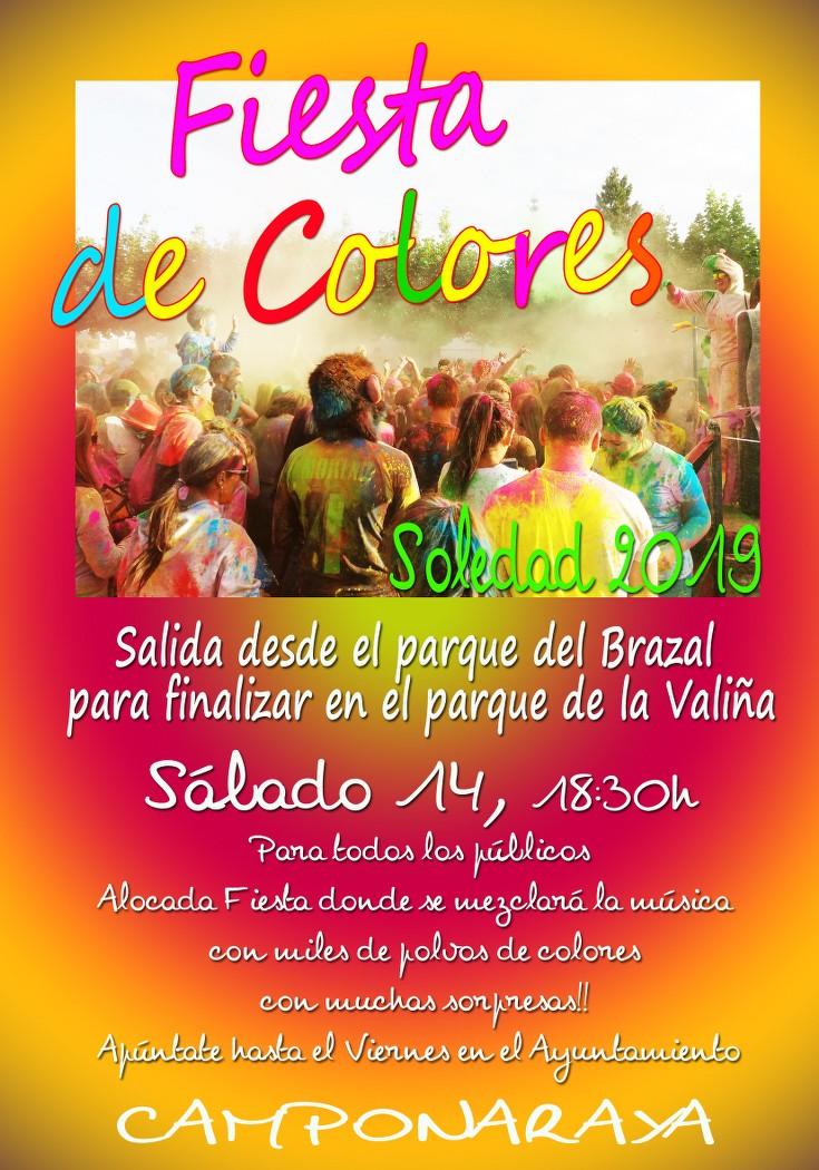 Fiestas de La Soledad 2019 en Camponaraya | Programa de actividades 9