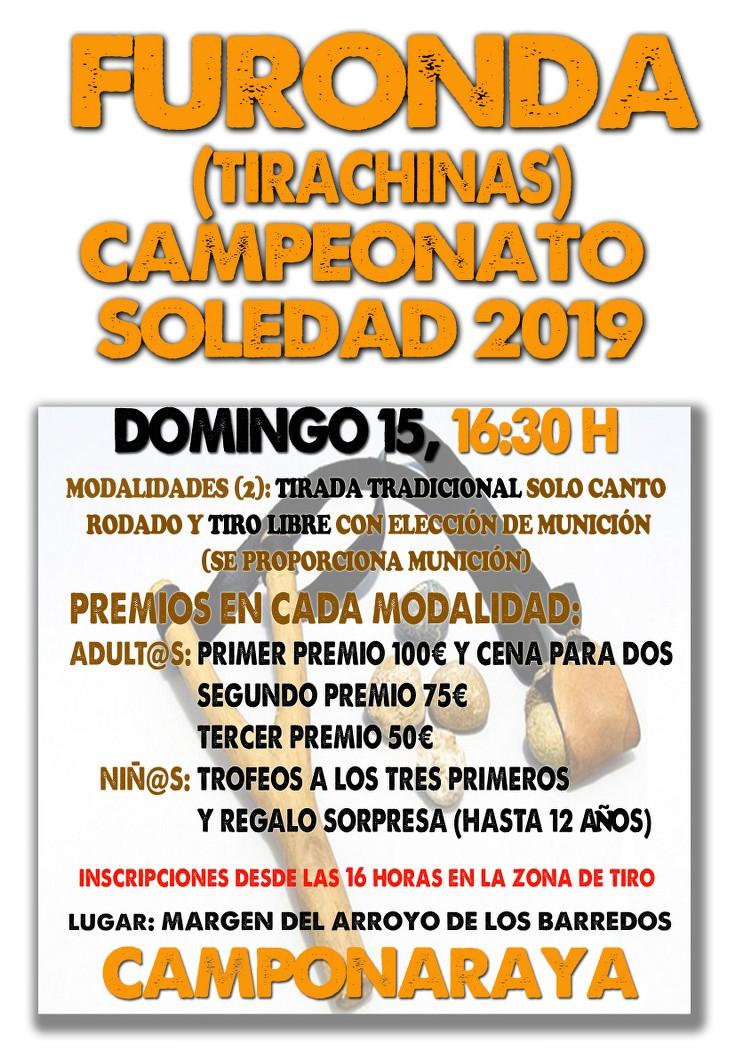Fiestas de La Soledad 2019 en Camponaraya | Programa de actividades 12