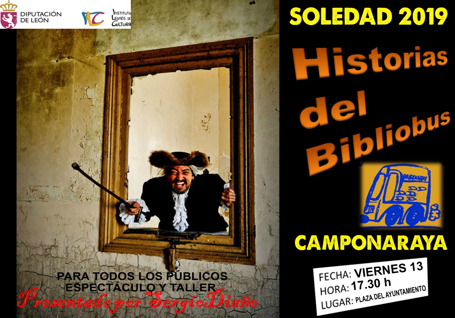Fiestas de La Soledad 2019 en Camponaraya | Programa de actividades 16