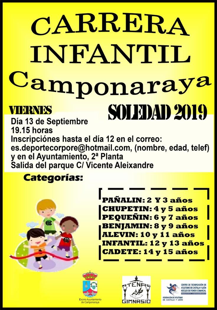 Fiestas de La Soledad 2019 en Camponaraya | Programa de actividades 5