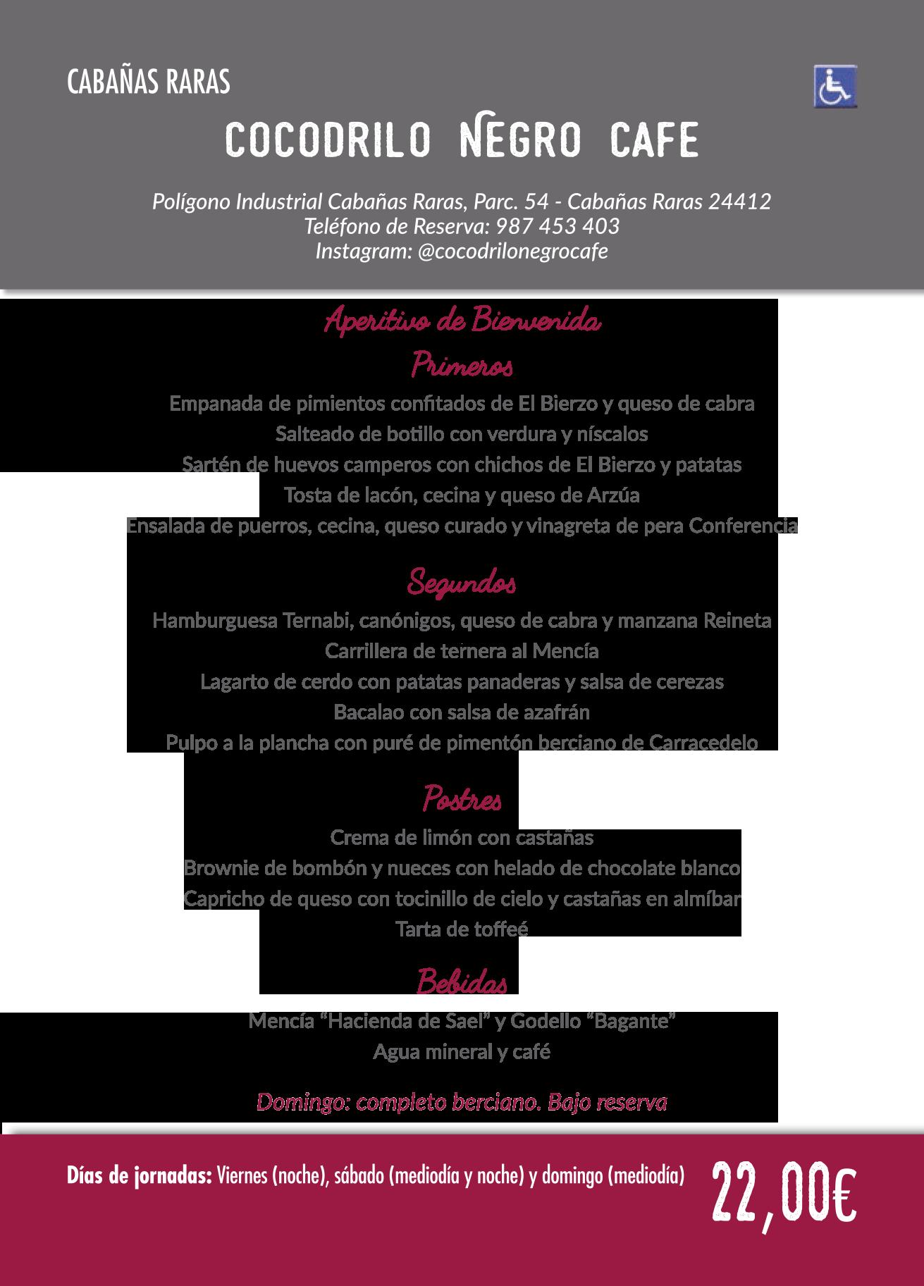Las Jornadas Gastronómicas del Bierzo llegan a su 35 edición. Consulta los menús de esta edición 2