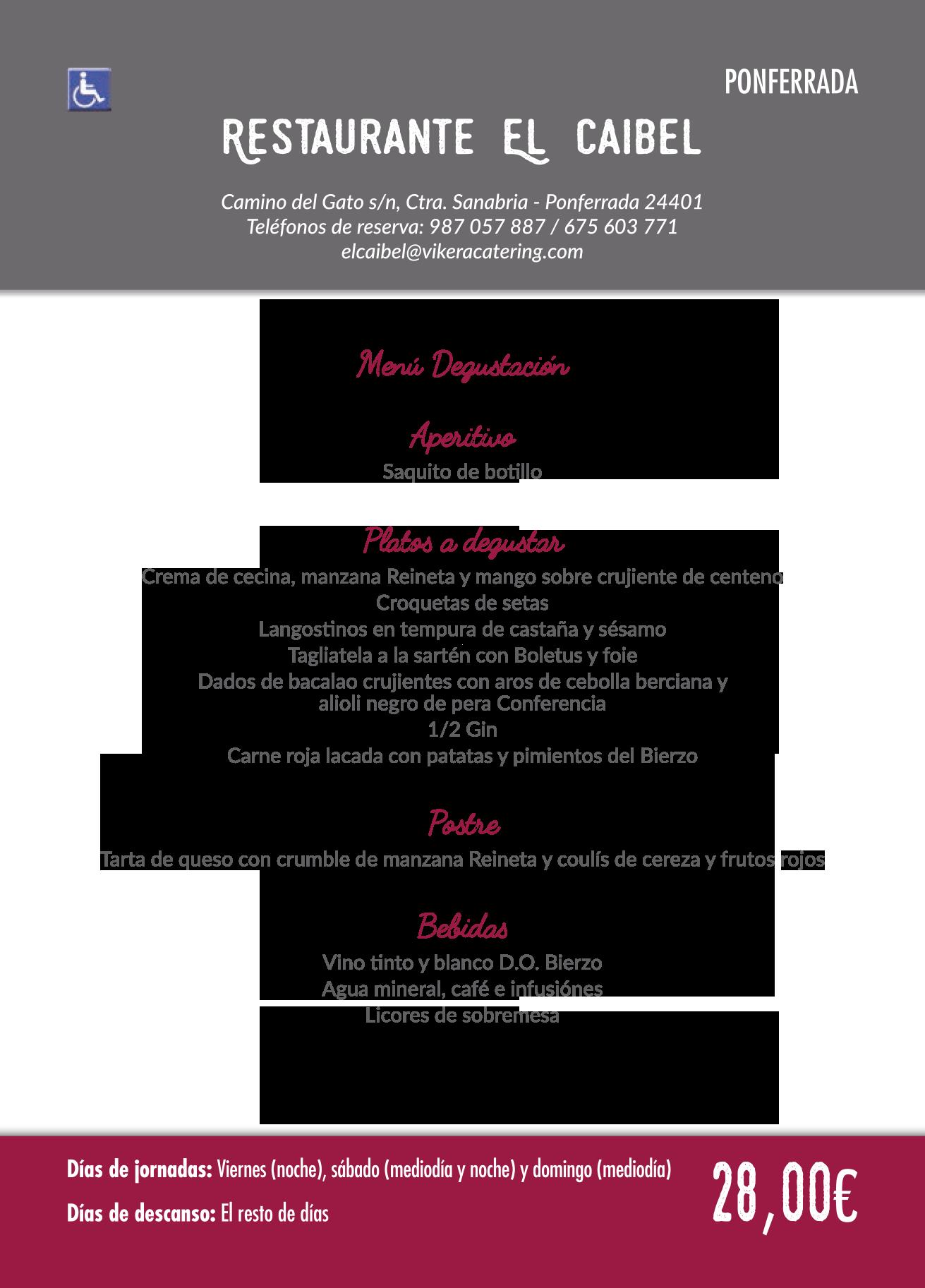 Las Jornadas Gastronómicas del Bierzo llegan a su 35 edición. Consulta los menús de esta edición 11