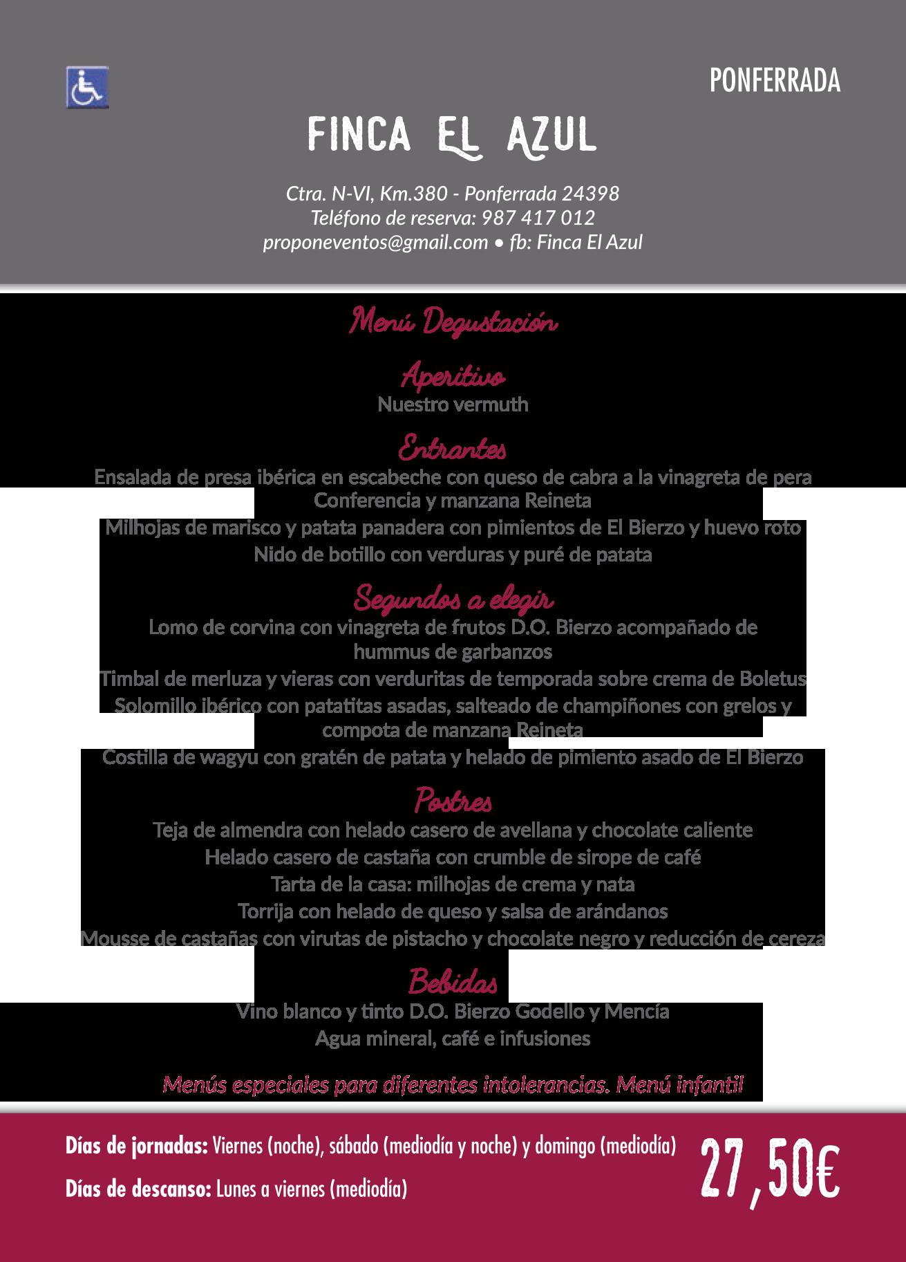 Las Jornadas Gastronómicas del Bierzo llegan a su 35 edición. Consulta los menús de esta edición 16