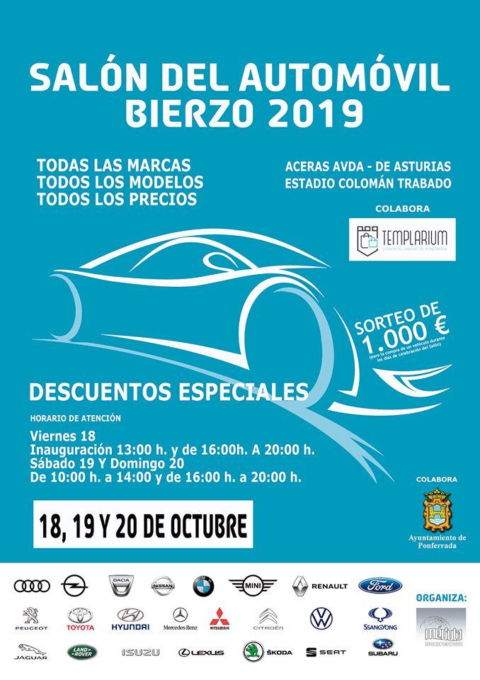 Planes para el fin de semana en Ponferrada y El Bierzo. 25 al 27 de octubre 2019 5