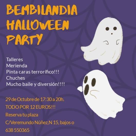 Halloween 2019 en el Bierzo. Actividades para peques y mayores 12