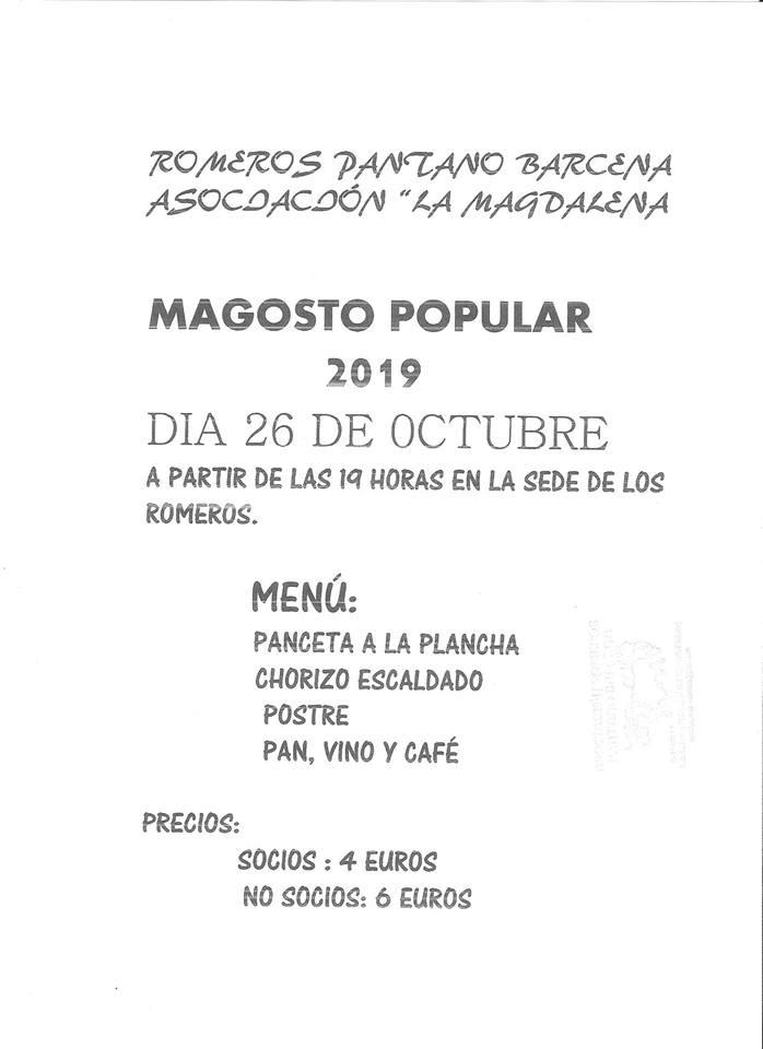 Planes para el fin de semana en Ponferrada y El Bierzo. 25 al 27 de octubre 2019 23