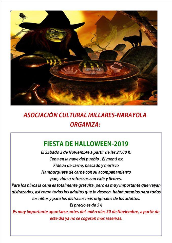 Halloween 2019 en el Bierzo. Actividades para peques y mayores 22
