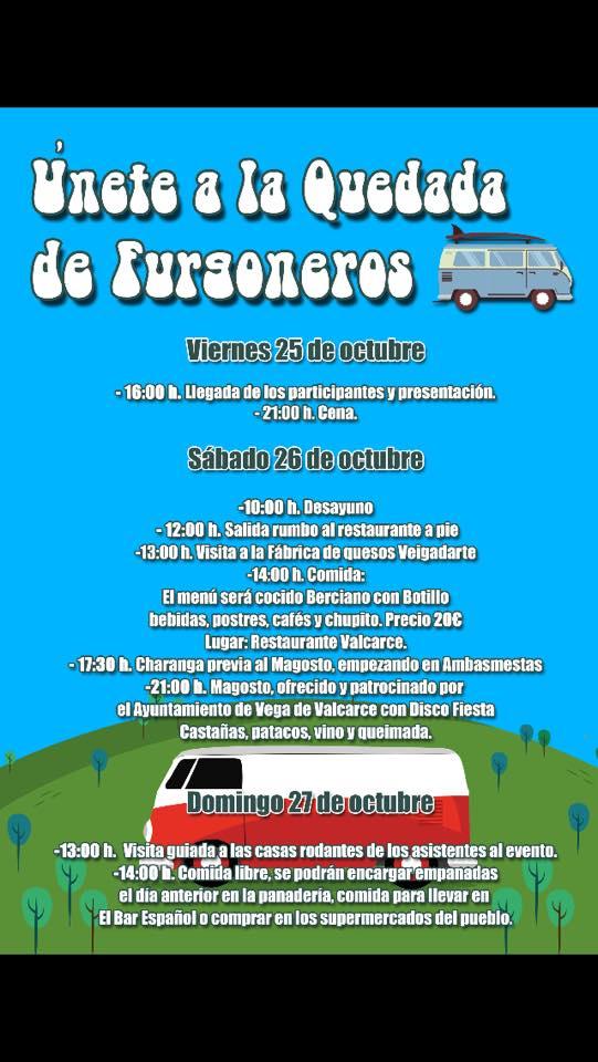 Planes para el fin de semana en Ponferrada y El Bierzo. 25 al 27 de octubre 2019 6